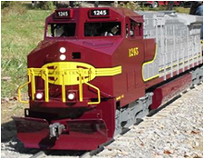 Mountain Car Company | Home of Large Scale Trains